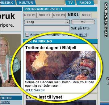 Amerikansk etterretning fikk en enkel oppgave etter dette NRK.no-oppslaget.