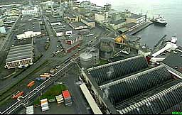 Norsk Hydro, Herøya. (Arkivfoto)