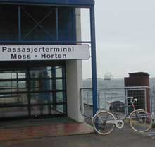 Bastø Fosen har startet sin andre konsensjonsperiode fra 2006-2016. Foto: Rainer Prang, NRK