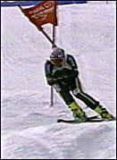Andrine Flemmen vant sesongens første storslalåmrenn i Sölden.
