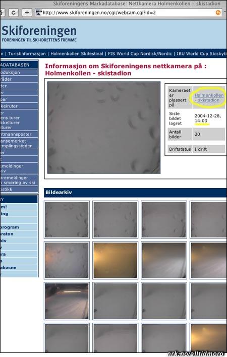 (Bildet er hentet fra Skiforeningens websider, og er ikke manipulert.)