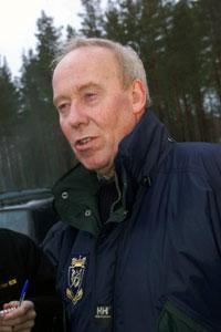 Arne Bjørgaas. Foto: Erik Johansen, Scanpix.