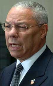 BLE SNURT: Colin Powell