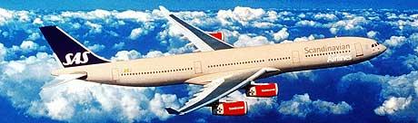 EKSTRAFLY: SAS sender 15 ekstrafly for å hente skandinaver hjem fra Thailand. (Arkivfoto: Scanpix)
