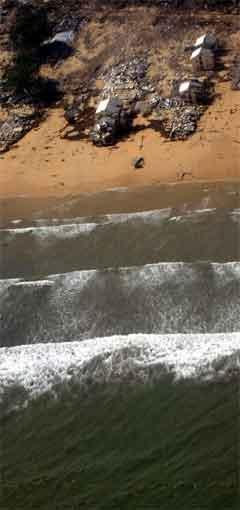 Fleire av øyane i Andaman og NIcobar har enno ikkje vore i kontakt med omverda. (Foto: Reuters/Scanpix)