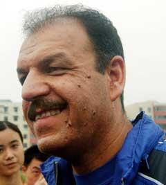 Adnan Hamd (Foto: AP/Scanpix)