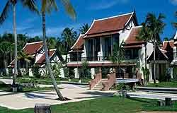 Det var på dette hotellet,, Sofitel Magic Lagoon, dramaet utspent seg. AFP/Scanpix