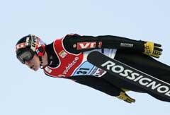 Tommy Ingebrigtsen ble nummer 19 sammenlagt i hoppuka. (Foto: Terje Bendiksby / SCANPIX)