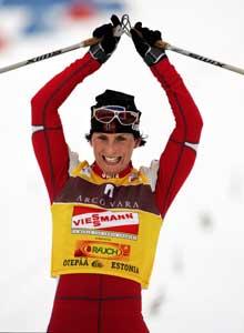 Marit Bjørgens suksess har gjort mange mistenksomme. (Foto: Erlend Aas / SCANPIX)