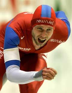 Eskil Ervik vil ta OL-gull på 5000 meter. (Foto: Reuters/Scanpix)