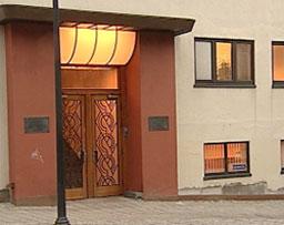29-åringen har jobbet i Postbanken som har kontorer i underetasjen av Norges Bank bygget der NOKAS ble ranet. Foto: Bjørn Olav Skjæveland