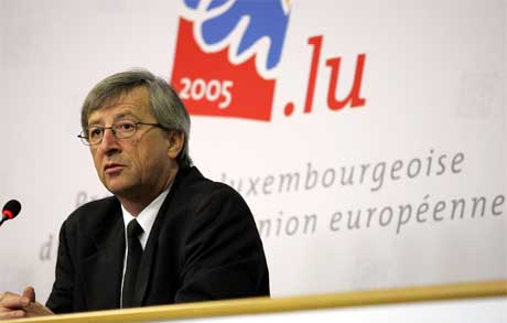 Luxembourgs statsminister Jean-Claude Juncker leder EUs formannskap dette halvåret. (Foto: AFP/Scanpix)