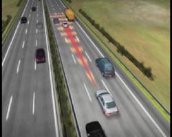 Biler som måler og holder avstanden til bilen foran er rett rundt hjørnet. (Foto: Audi)