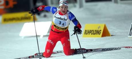 Liv Grete Poirée gleder seg til prøve-OL.