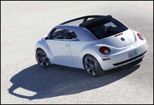 New Beetle Ragster (Foto: Autoindex)