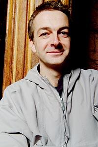 VINNER AV PRIX EUROPA: Forfatter og dramatiker Per Schreiner (Foto: Fredrik Arff)