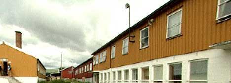 Indre Østfold fengsel i Trøgstad.