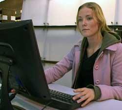 Kristin Skau Henriksen testet Snøfrix-CDen og kunne tenke seg å bytte.
