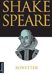 William Shakespeare «Sonetter» Aschehoug 2004 Gjendiktet av Erik Bystad