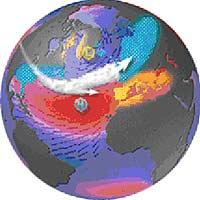 Satellittobservasjoner gir nye muligheter for sesongvarsling av været. CrysoSat, ESAs nye satellitt for måling av snø og is, vil bli skutt opp i 2005