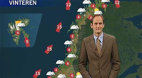 Fpr vi snart værvvarsel for hele vinteren? (Foto: NRK)