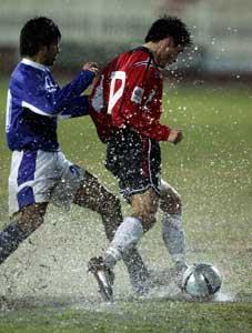 Lars Iver Strand fikk sin debut på landslaget lørdag. (Foto: Erlend Aas / SCANPIX)