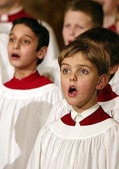 Menighetsrådet i Fredrikstad mener det ikke er skadelig om barnekor synger