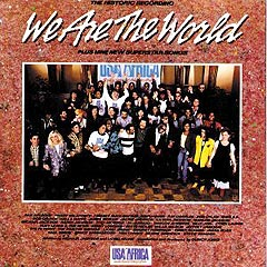 USA for Africa-albumet