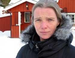 Solbjørg Sunde er en av dem som er bekymra for hybelmiljøet på Tynset.(Alle foto: Joar Elgåen/NRK)