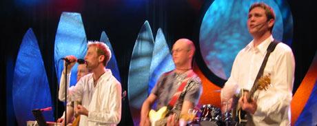 Nonstops var finalister i 2004