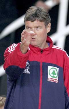Gunnar Pettersen har klare meninger.(Foto: Bjørn Sigurdsøn / SCANPIX)