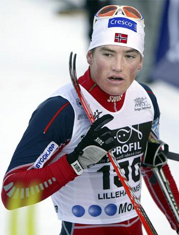 Jan Egil Andresen, her frå ski-NM på Lillehammer tidlegare i år.