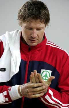 Johnny Jensen (Foto: Bjørn Sigurdsøn / SCANPIX)