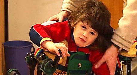 Gresa Korcaj fikk ikke hverken den behandlingen eller det medisinske tilbudet som var tenkt da hun ble sendt til Kosovo, viser en FN-rapport. Bildet er tatt for ett år siden før hun og familien ble sendt ut av Norge. (Foto: Omar Sejnæs)