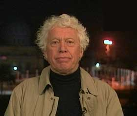 BAGDAD: Odd Karsten Tveit dekker Irak-valget for NRK. Tirsdag svarer han på dine spørsmål om valget. (Foto: NRK)