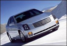 - Den nye Cadillacen er kul, mener Top Gear. (Foto: Cadillac)