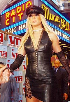 Britney Spears har fått tilnavnet