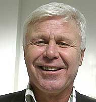 Fornøyd: ordfører Odd Tore Fygle i Bodø