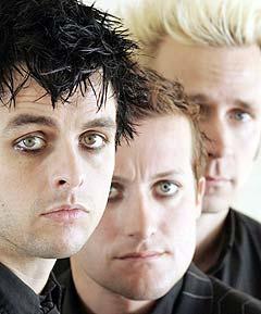 Green Days siste plate «American Idiot» vekket komapasienten Cory George. Foto: Scanpix.
