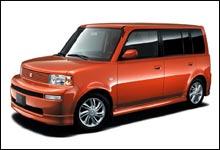 Toyota Scion (Foto: Autoindex)