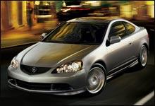 Acura RSX (Foto: Acura)