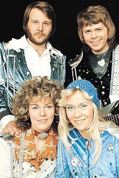Abba vant med «Waterloo» i 1974