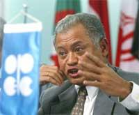 Yusgiantoro ledet så sent som i fjor en OPEC-konferanse som hadde som mål å øke oljeproduksjonen for å stabilisere prisene (Scanpix/AP)