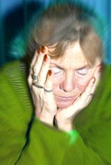 Mange får psykiske problemer det første året etter å ha opplevd en katastrofe. (Foto: Scanpix)