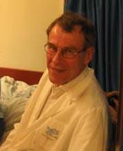 Halfdan Aass er én av søkerne til direktørstillingen ved Sykehuset Buskerud.