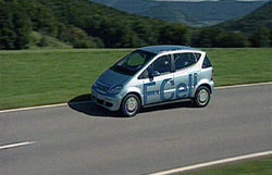 Hydrogenbil (Arkivfoto)