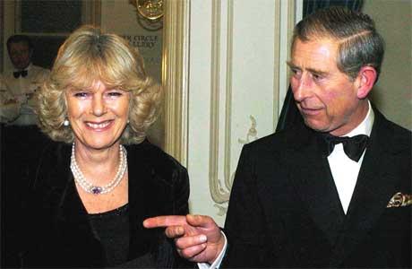 Camilla Parker Bowles og prins Charles har valgt å gifte seg. (Foto: Scanpix / AP)