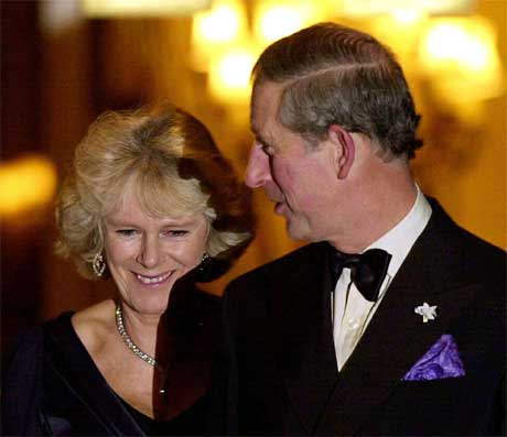 Camilla Parker Bowles blir likevel dronning når prins Charles ein gong blir konge. (AP/Scanpix-foto)