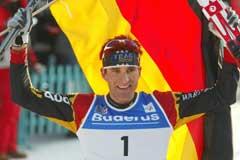 Ronny Ackermann vant kombinert i Ski-VM i Val di Fiemme. (Foto: Erik Johansen / Scanpix)