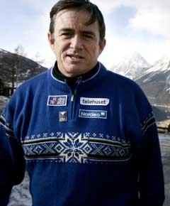 Alpinsjef Per Lund (Foto: Tor Richardsen / SCANPIX)